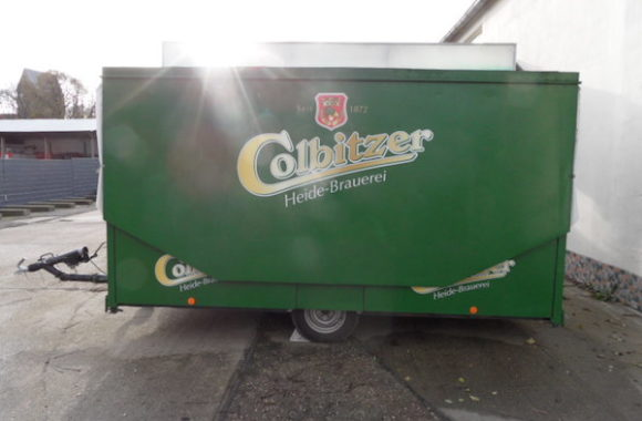 Bierwagen Colbitzer