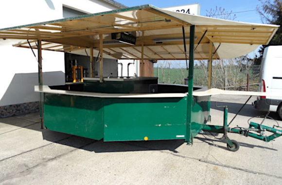 Wernesgrüner Bierwagen 3